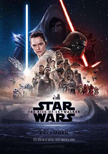 STARS WARS: The Rise of Skywalker